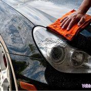 چگونه یک ماشین را خشک کنیم؟