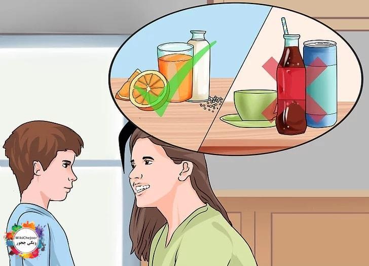 ایجاد عادات سالم