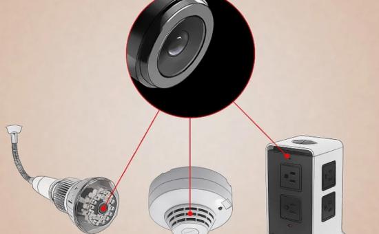 چگونه دوربینهای مخفی را پیدا کنیم؟
