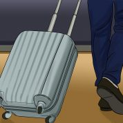 چگونه چمدان خود را برای یک پرواز امن نگه دارید؟