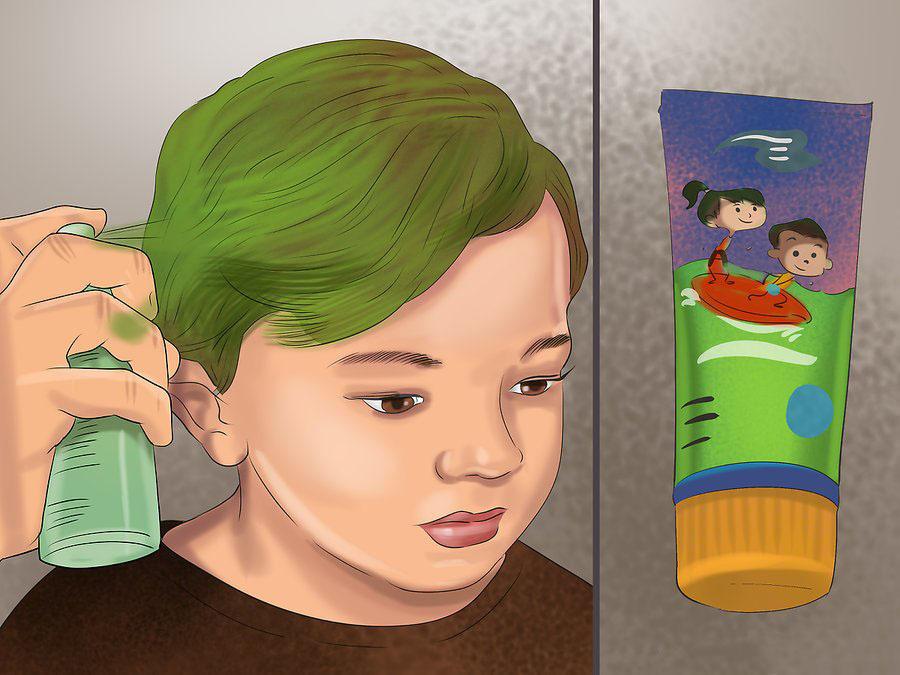 چگونه باید از موهای کودک مراقبت کنیم؟