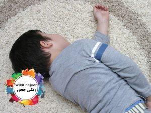 آموزش محافظت کودکان در برابر سوختگی