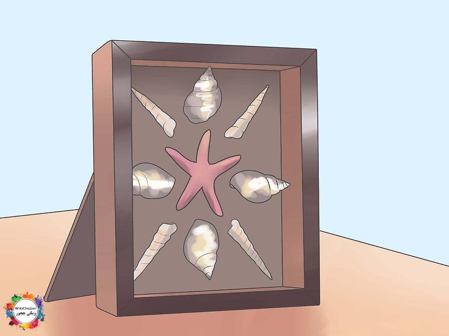 نمایش ستاره دریایی
