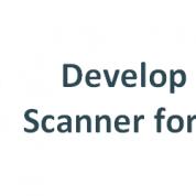 یک اسکنر WiFi را برای Android توسعه دهید؟