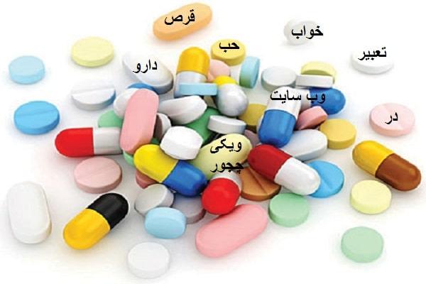 تعبیر خواب حب، قرص یا دارو