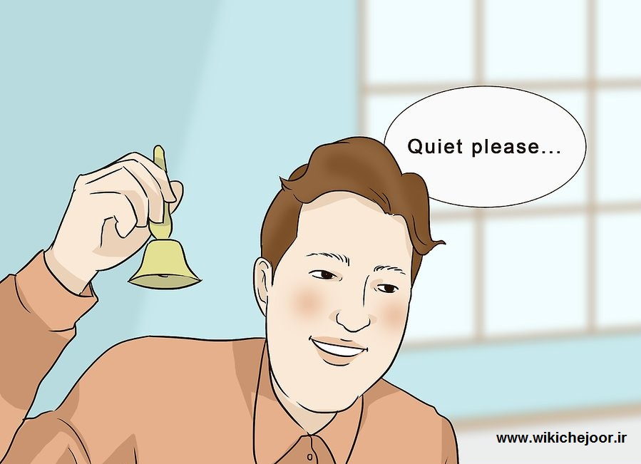 How to Deal with Talkative Students