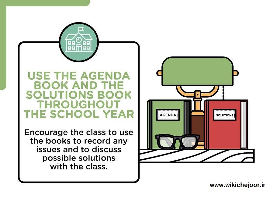 چگونه به کودکان در کلاس نظم دهیم؟