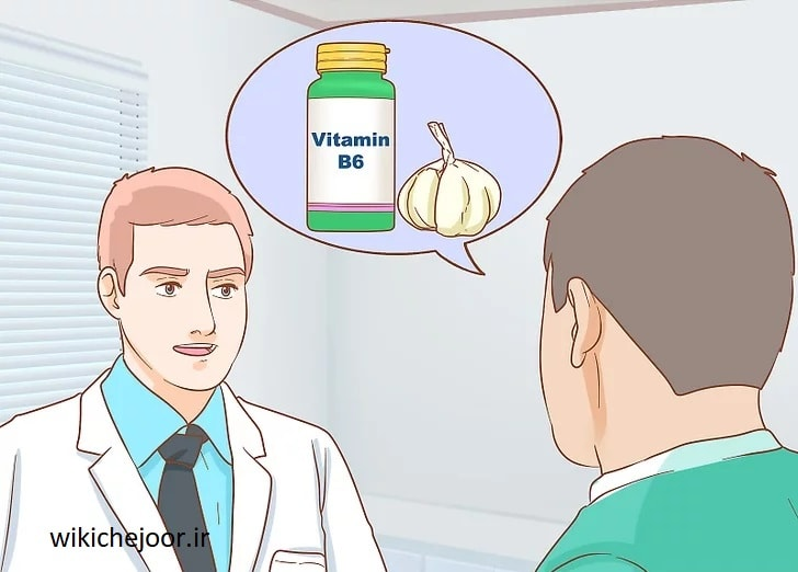 مصرف دارو یا مکمل