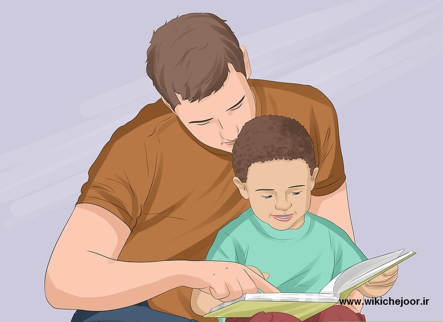 http://wikichejoor.ir/how-to-teach-a-child-to-read/