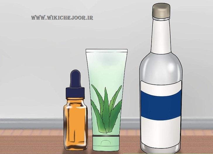 ژل الکل | چگونه ضد عفونیکننده دست با ژل الکل درست کنیم؟