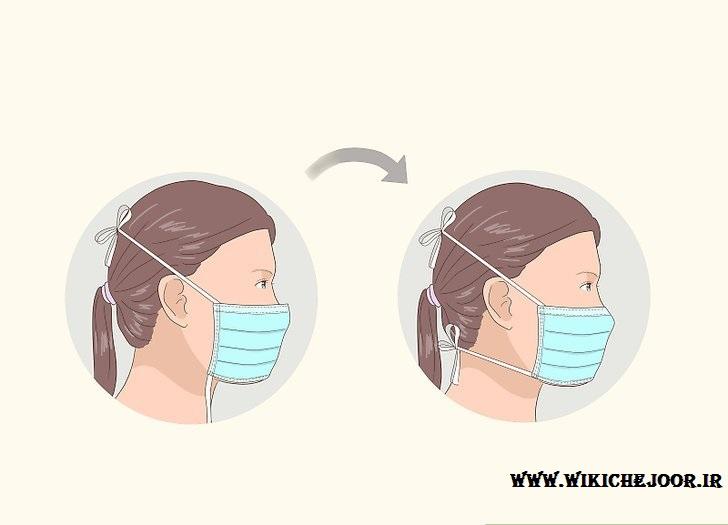 استفاده از ماسک