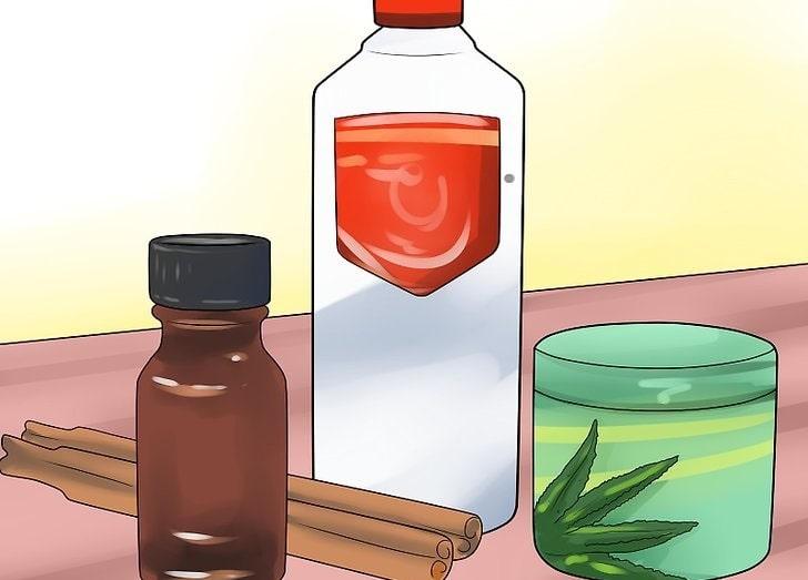 درست کردن ضدعفونی کننده دست بر پایه الکل