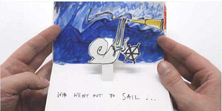کتاب قصه برجسته | چگونه یک کتاب مصور کودکانه بسازیم؟